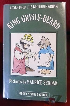 King Grisly-Beard; Translated by Edgar Taylor: Sendak, Maurice (Illustrator)