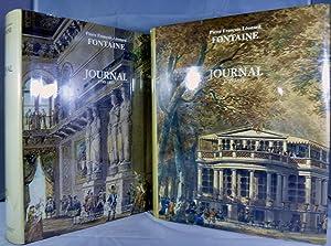 Journal 1799-1853: Fontaine, Pierre-Francois-Leonard