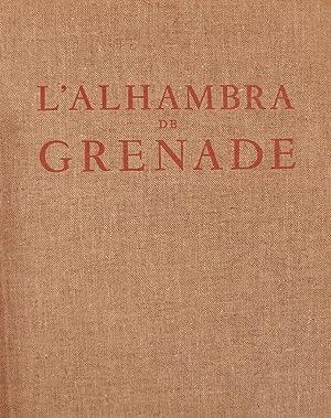 L'Alhambra De Grenade: Champdor, Albert