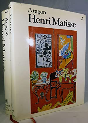 Henri Matisse a novel; Translated by Jean: Aragon, Louis