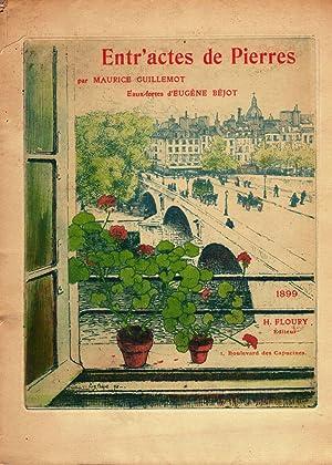 Entr'actes de Pierres: Guillemot, Maurice