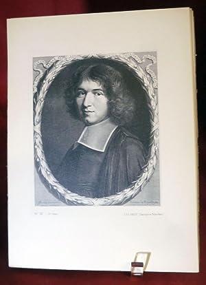 Catalogue De L'Oeuvre Grave De Robert Nanteuil [Plate volume only]: Petitjean, Ch. & Ch. ...