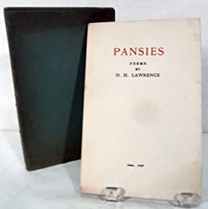Pansies; Poems: Lawrence, D. H.