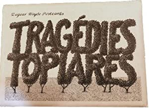 Tragedies Topiares [Dogear Wryde Postcards]: Gorey, Edward