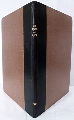 The Book Of Days Of Llewelyn Powys; Thoughts From His Philosophy Selected By John Wallis: Powys, ...