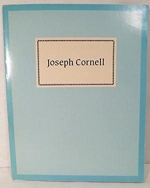 Joseph Cornell - Abril - Mayo 1984: Cornell, Joseph