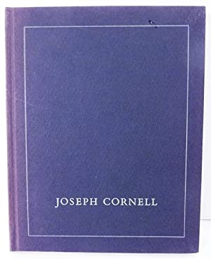 An Exhibition of Works by Joseph Cornell; Pasadena Art Museum December 27, 1966 - February 11, 1967...