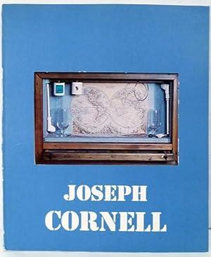 Joseph Cornell; May 3 - 31, 1975: Cornell, Joseph