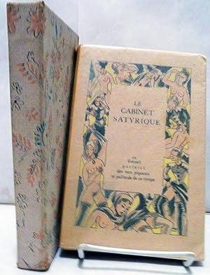 Le Cabinet Satyrique Ou Recueil Parfaict Des Vers Piquans Et Paillards De Ce Temps, etc.: Le ...