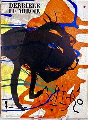 Derriere Le Miroir. No. 203, April 1973: Miro, Joan [Paris. Derriere Le Miroir]