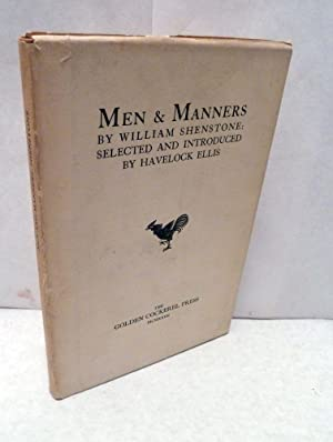 Men & Manners: Shenstone, William
