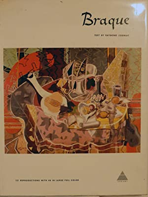 Georges Braque: Cogniat, Raymond (Text)