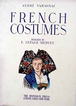 French Costumes: Varagnac, Andre