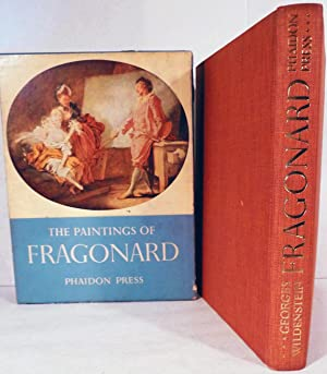The Paintings of Fragonard. Complete Edition: Wildenstein, Georges