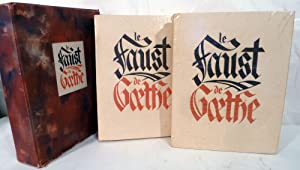 Faust: Icart, Louis (Illustrator)