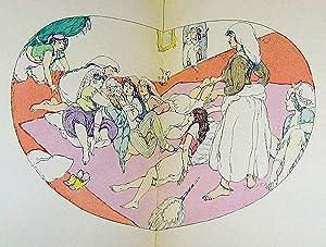 Aus den Memoiren des herrn von Schnabelewopsky von Heinrich Heine: Pascin, Jules (Illustrator)
