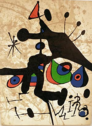 Sobre Papel; Oils Mixed Media Collages Gouaches Watercolors Drawings 1964-1971: Miro, Joan