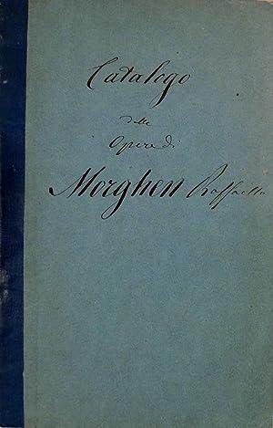 Opere D'Intaglio Del Cav. Raffaello Morghen: Palmerini, Niccolo
