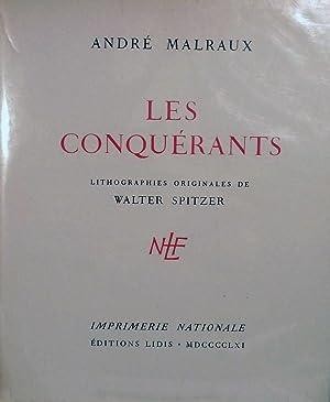 Les Conquerants: Malraux, Andre