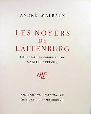Les Noyers De L'Altenburg: Malraux, Andre