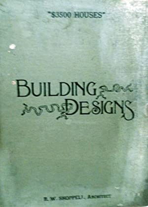 """3500 Houses"""" Building Designs: Shoppell, R.W."""