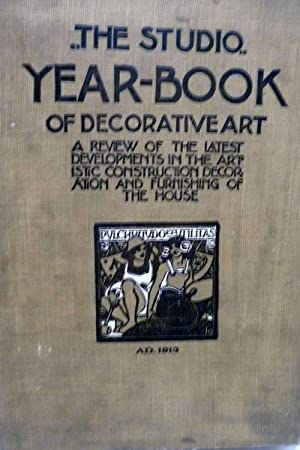 The Studio Yearbook of Decorative Art, 1913: Holme, Geoffrey (Editor)