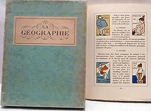 La Geographie; Cours Supplementaire Pour Les Eleves: Hemard, Joseph