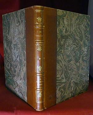 La Legende doree: Voragine, Jacobus de and Alexandre Lunois [Illustrator]