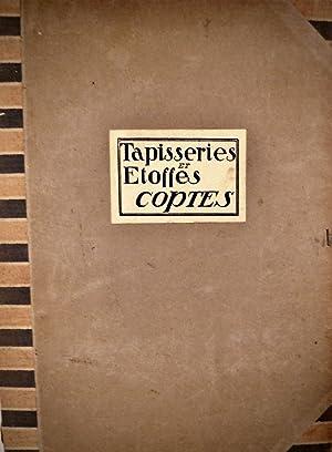 Etoffes et Tapissieries Coptes: Paris. H. Ernst