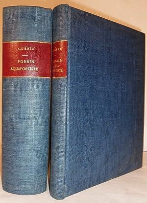 J.-L. Forain Aquafortiste; Catalogue Raisonne De L'Oeuvre Grave De L'Artiste Avec Une ...
