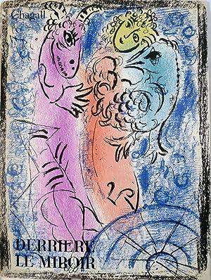 Derriere Le Miroir. No. 132, June 1962: Chagall, Marc [Paris. Derriere Le Miroir ]