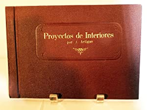 Proyectos De Interiores: Artigas, J.