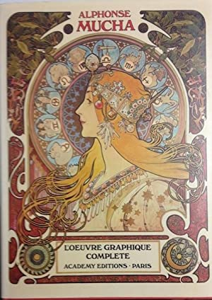 Alphonse Mucha - L'Oeuvre Graphique Complete.
