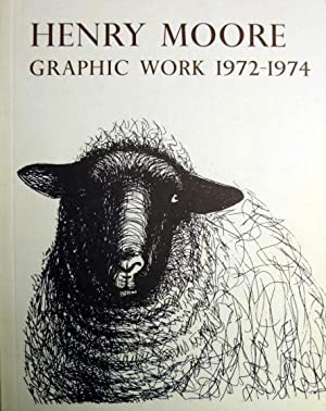 Graphic Work 1972-1974 | Henry Moore