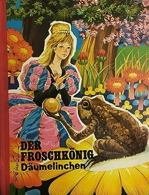Der Froschkönig, Däumelinchen: Macias S, Jose