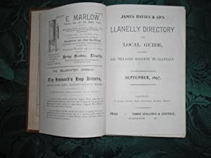 James Davies & Co's Llanelly Directory and Local Guide Including all Villages Adjacent to ...
