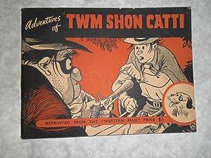 Adventures of Twm Shon Catti. (Book 1): Jones, Beryl M. (Western Mail)