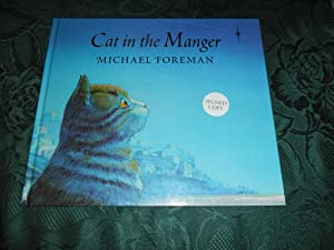 Cat in the Manger (SIGNED Copy)
