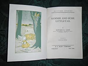 Sammie and Susie Littletail (No. 1 in the Series Bed Time Stories - but Not Marked Number One): ...