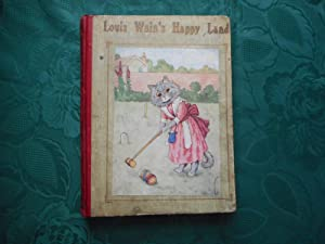 Louis Wain's Happy Land