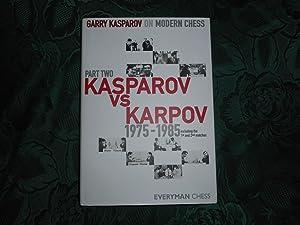 Garry Kasparov on Modern Chess. Part Two: Kasparov, Garry