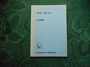 The Mule. A Historic Hybrid (SIGNED Copy)