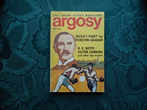 ARGOSY. The Short Story Magazine. May 1971. Vol XXXII. No. 4. Volume 32. Number 4.