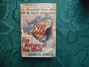 The Return of Van Weik (SIGNED Copy)
