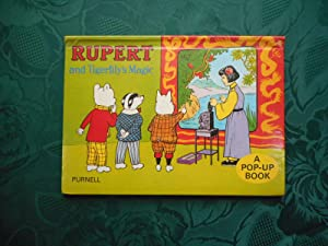 Rupert and Tigerlily's Magic (A POP-UP Book)