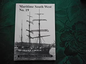 Maritime South West No.19 The Journal of the South West Maritime History Society