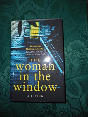 The Woman in the Window (SIGNED First Edition Copy)