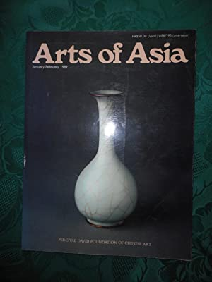 Arts of Asia. Magazine. Volume 19. No 1. (January-February 1989)