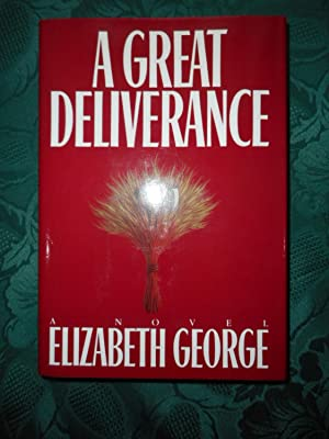 A Great Deliverance - the True 1st USA Edition. Her First Book (Author's SIGNATURE Enclosed)