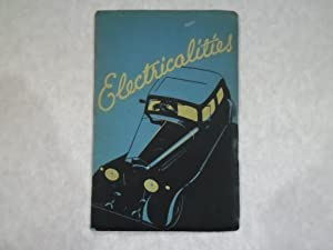 """Electricalities A Lucas 'Advertising Manual' On: - """"All You Need Do to Ensure the ..."""